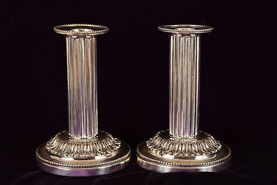 c1870 French Candlesticks