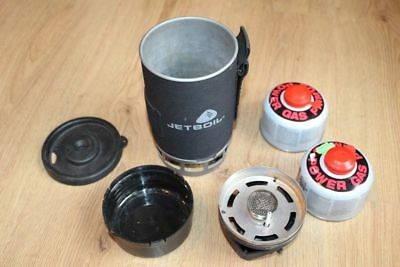 JETBOIL STOVE - FISHING CAMPING HIKING MILITARY  eBay
