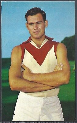 Mobil-Football Photos 1964(Aussie Rules)-#20- South Fremantle - Tom Grljusich