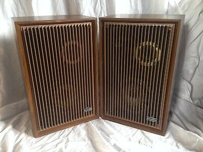 Vintage Kenwood KL-2020 Speakers Made in Japan