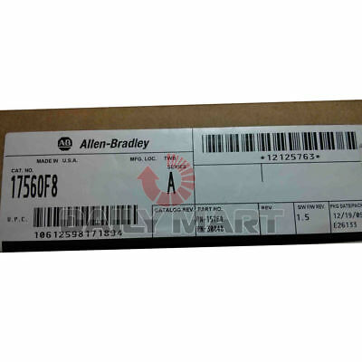 New AB ALLEN BRADLEY 1756-OF8 OUTPUT MODULE 8POINT ANALOG CURRENT VOLTAGE 20 PIN
