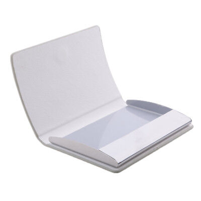 Professional Business Card Holder for Men & Women Grey Color