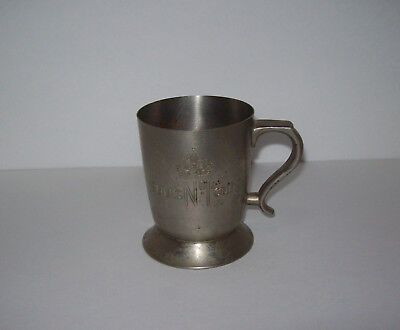 Vintage PIMM'S NO. 1 Cup, Beer Cup Mug, Made by Ozeline's Los Angeles