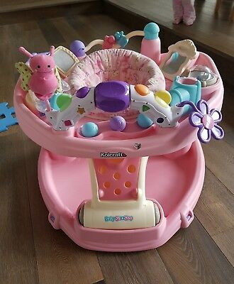 2 in 1 activity center