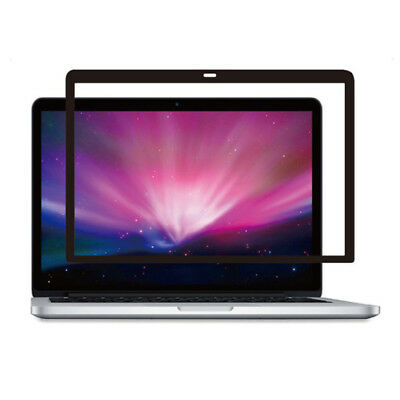 """LCD Screen Protector With Frame For Macbook 11.6/12/13/15"""" AIR/PRO/Retina"""
