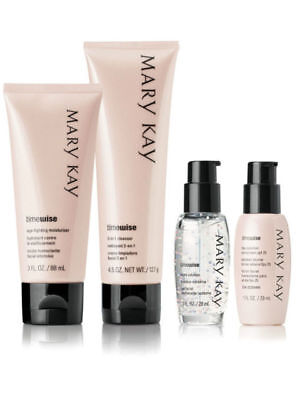 Mary Kay Timewise Miracle Set, 3-in-1 Cleanser,Age-fighting,Day/Night solutions
