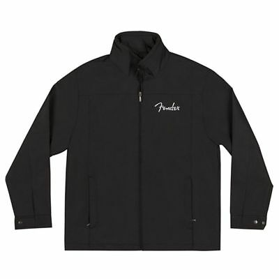 Fender Jacket Mens Black XXL