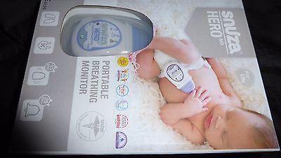 Snuza Hero MD Baby Movement Monitor Brand New