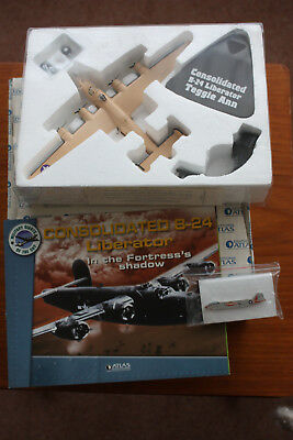 ATLAS EDITIONS MILITARY GIANTS OF THE SKY Consolidated B-24 Liberator TEGGIE ANN