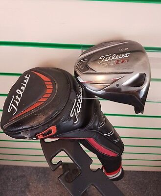 Titleist 913D2 Driver Head And Cover  / 10.5 Degree / #0123