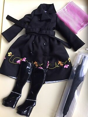 """Tonner Wilde Imagination 16"""" Ellowyne DRIZZLE DOLDRUMS Doll Clothes Outfit LE150"""