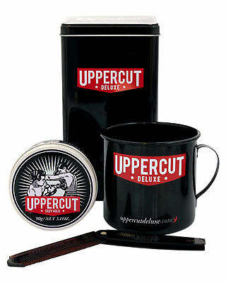 New Uppercut Men's Mug And Tin Combo