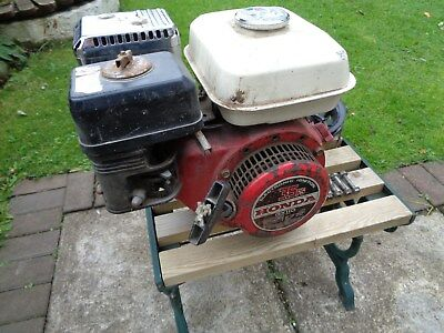 Honda Gx110 Engine Taken From Rotivator, Great Condition, Instant Starter