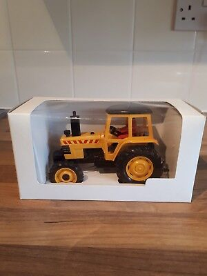 Britains Farm Toys Autoway Ford 7710 Tractor Rare Early Decals