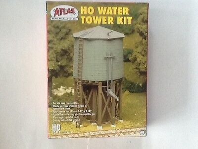 ATLAS HO scale WATER TOWER KIT #703