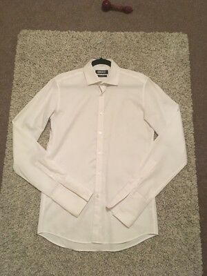 BRAND NEW Men's DKNY Slim Fit Shirt 15  /  38