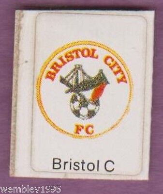 Bristol City Football Badge
