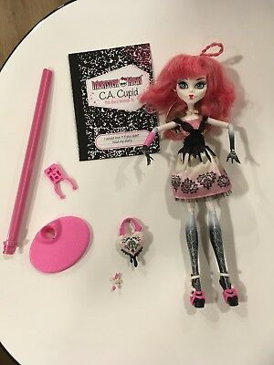Monster High Doll C A Cupid