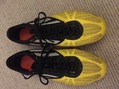 Running spikes. Size 6. Adidas. Used. Good condition
