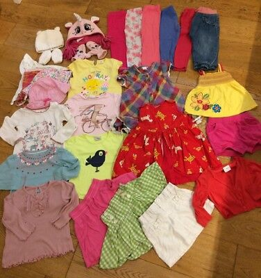 Baby girls clothes bundle 12-18 months (80-86cm)