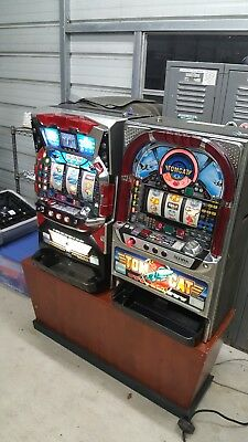 Vintage Olympia Type A Slot Machines