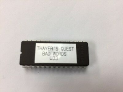 Thayers Quest Bad Words Eprom Thayer's Quest