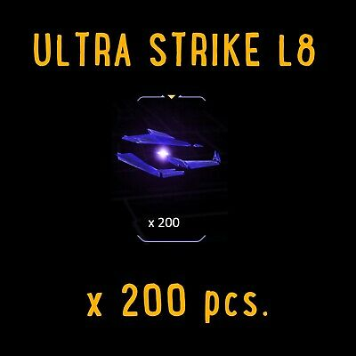 INGRESS Ultra Strike L8 x 2000 pcs. #US L8 #Ready to drop