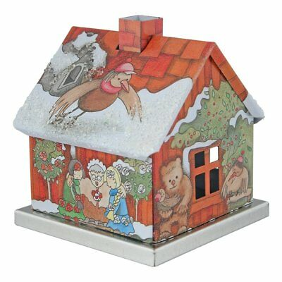 """Knox incense Smoker House """"Snow White and Rose Red"""" (V3W)"""