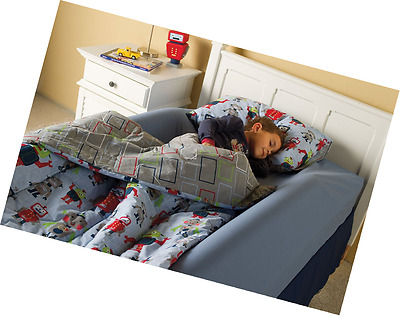 Toddler Bed Rail By One Step Ahead Inflatable Safety Guard For Toddlers F