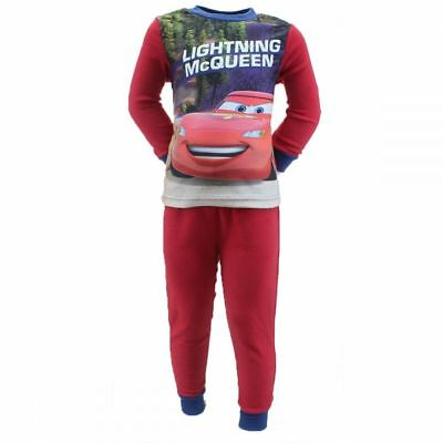Pyjama Polaire Enfant Disney Cars Rouge