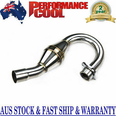 Stainless Steel Header Exhaust Pipe For Yamaha WR250F WR 250 F 2007-2013 PC