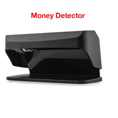Bank Note Detector Fake Forgery Money Counterfeit Bill Dollar Checker UV Light