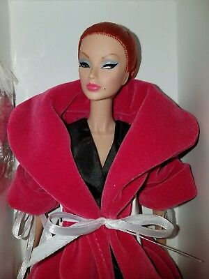 "Fashion Royalty ""Monte Carlo"" Victoire Roux  2013 IT Direct Exclusive doll NRFB"