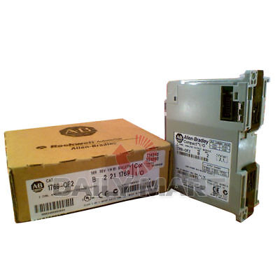 New Sealed Allen-Bradley 1769-Of2 Compactlogix 2 Point Analog Output Module I/o