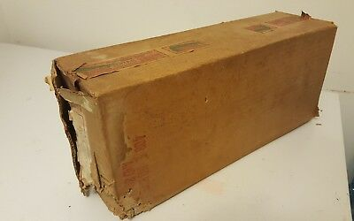 1930s Lionel 408E Mojave Electric locomotive   Box only