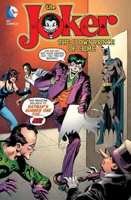 Joker, The Clown Prince of Crime TP by Various 9781401242589 (Paperback, 2013)