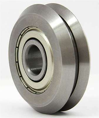 """Rm2Zz 3/8"""" 12 Pcs V-Groove Cnc Bearings  Ships From The Usa   Buy It Now"""