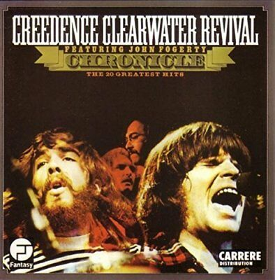 Creedence Clearwater Revival Chronicle 1-The 20 greatest hits  [CD]