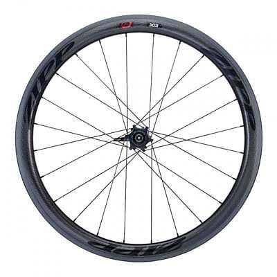 Zipp 303 Firecrest Carbon Clincher Road Bike Wheel - Rear