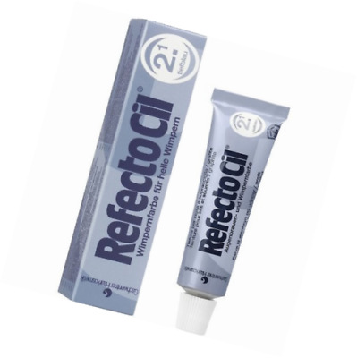 Refectocil Deep Blue 2.1 Eyelash and Eyebrow Tint 15ml