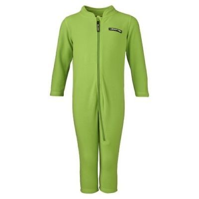 LEGO Wear Tec Infants Lime Green Seth Fleece Cover All Playsuit 9-12M BNWT