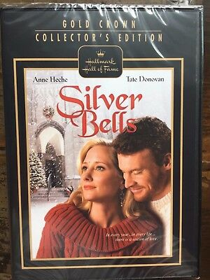 Hallmark Hall of Fame Gold Crown Collectors Ed Silver Bells  DVD New Free Ship