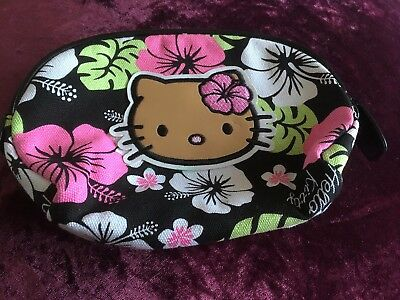 Make Up Bag Hello Kitty Girls Ladies Accessories
