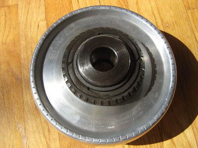 Used Jacobs Spindle Nose Lathe Chuck Model #91-C4 Fits D1-4 mount