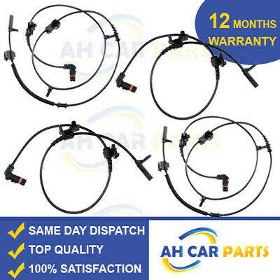 FOR CHRYSLER 300C 300 C ABS WHEEL SPEED SENSOR (04-12) FRONT/REAR-AWS 15+16+2x79