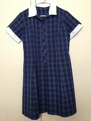 Willoughby Girls High School, Junior Summer Dress (Years 7 - 10), Size 14