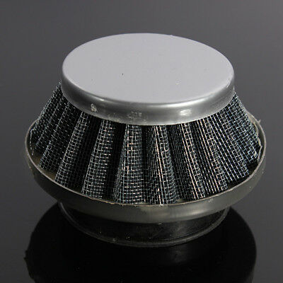 44mm Air Filter For Mini Motor Scooter Dirt Pit Bike QUAD ATV 47cc 49cc Engines