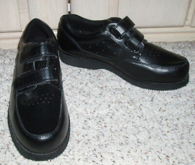 19d3f1a238f ... Orlando Men s Genuine Leather Loafers Shoes Black.