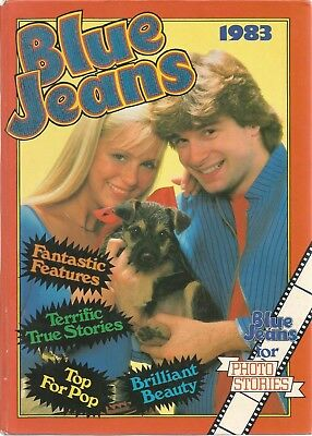 Blue Jeans - Annual 1983