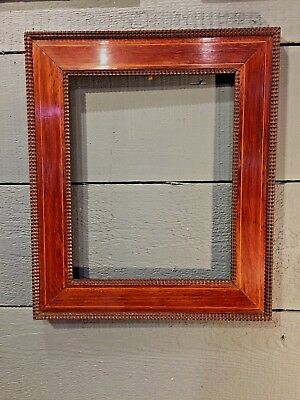 Frame Antique picture French Rosewood Veneer 19th Century